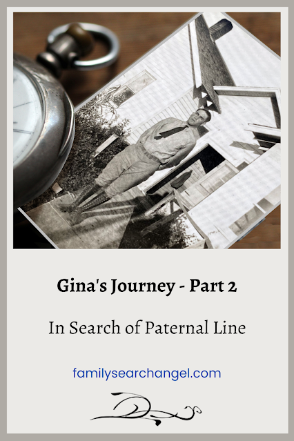 In search of her paternal lineage
