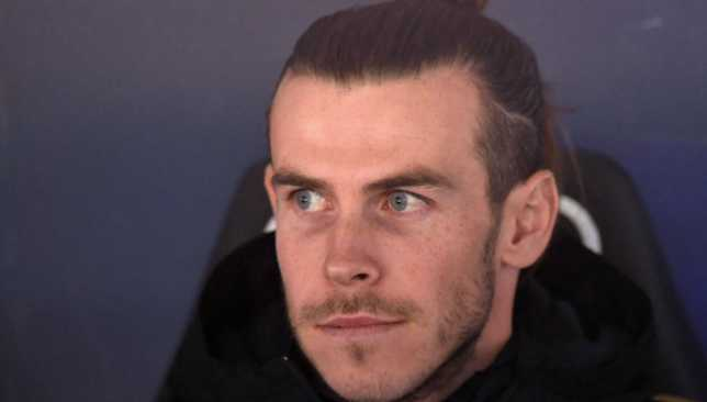 Whistles booed against Gareth Bale in Real Madrid vs Sociedad
