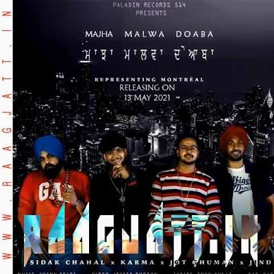 Majha Malwa Doaba by Karma & Sidak Chahal lyrics