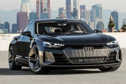 2021 Audi e-tron GT Review, Specs, Price