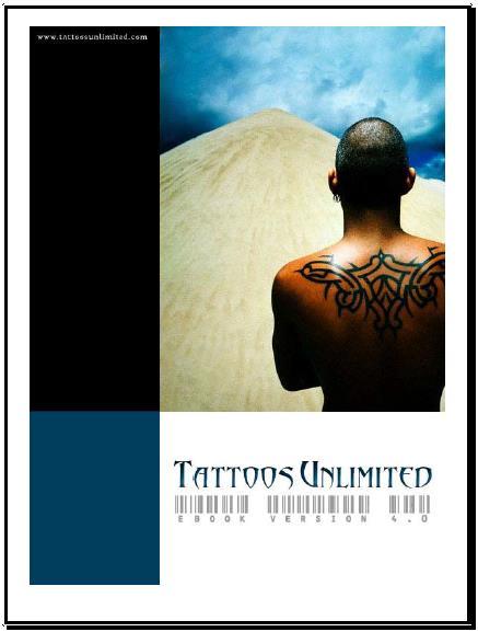 Tattoos Unlimited eBook. Version 4.0