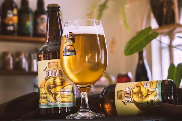 Cerveja Goudvis - Belgian Blond Ale