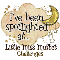 2 x Little Miss Muffet Spotlight