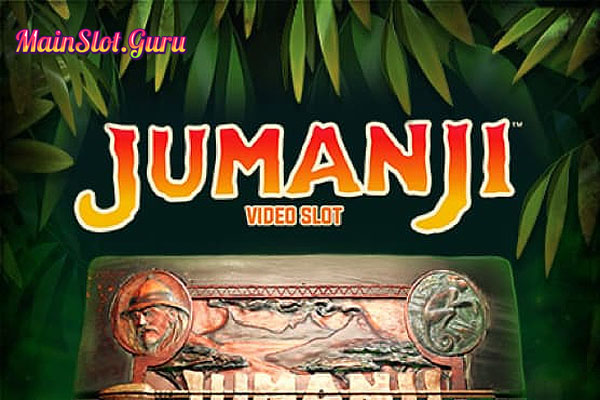 Main Gratis Slot Jumanji NetEnt
