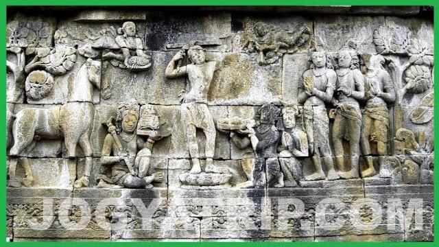 borobudur temple stupas and reliefs, jogja trip travel