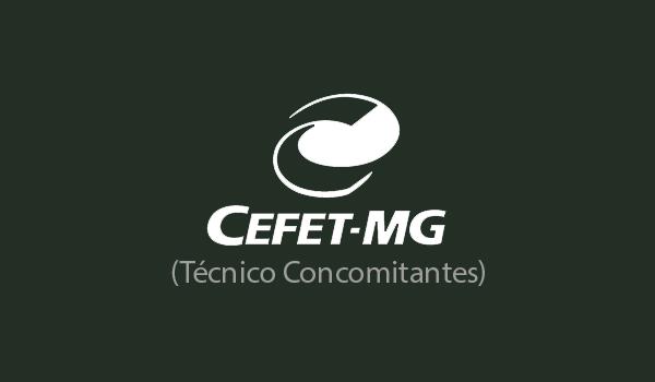 Prova CEFET-MG 2005 (Técnico Concomitância) com Gabarito