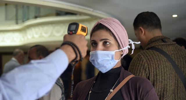 ارتفاع عدد المصابين بفيروس كورونا في مصر إلى 110حالة