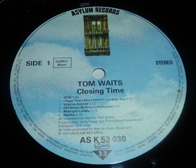 Closing Time waits label