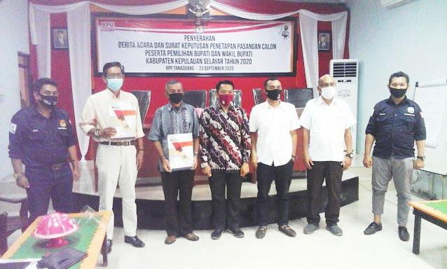 Nandar Jamaluddin Pimpin Pengundian Nomor Urut Paslon di Kota Adat Bumi Tanadoang .lelemuku.com.1.jpg