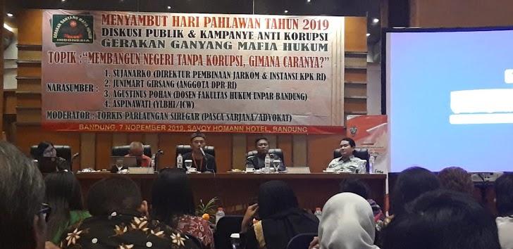 Dede Farhan Aulawi : Perlu Intensifikasi Audit Horizontal dan Vertikal  untuk Cegah Korupsi