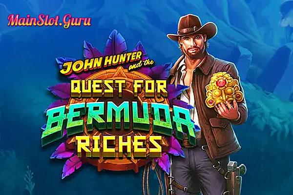 Main Gratis Slot Demo John Hunter And The Quest For Bermuda Riches Pragmatic Play