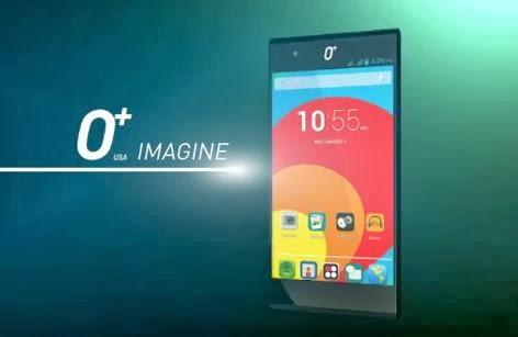 O+ 'Oplus' Imagine Slim Quad core Phablet with Promo Price of 16995 pesos