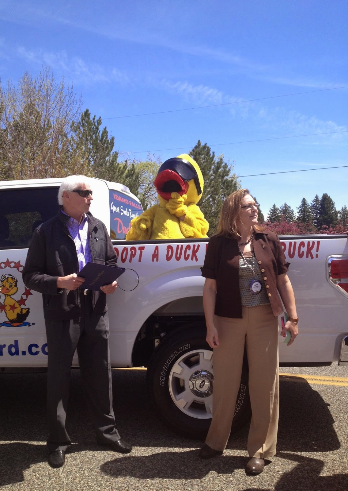 Broadway Ford Idaho Falls >> Bizmojo Idaho Rotary Honors Broadway Ford Owner For Community Giving