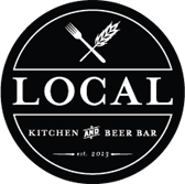 Local Craft Kitchen and Beer Bar Logo