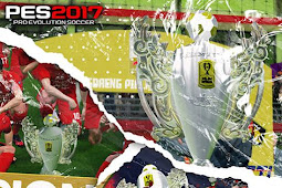 Trophy Piala Indonesia - PES 2017