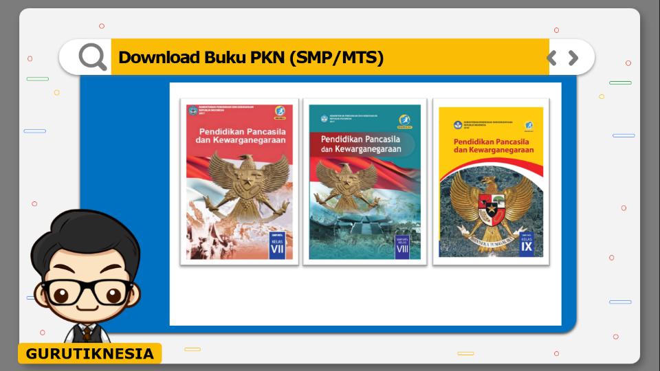 download gratis buku pdf pkn untuk smp/mts