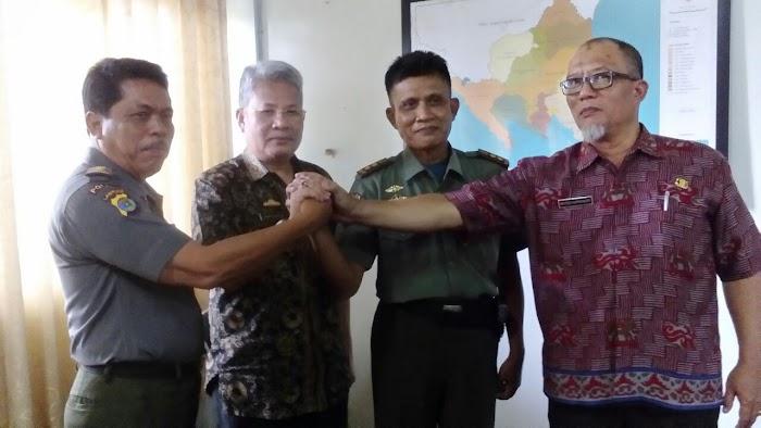 Gubernur Ridho Minta Polhut Satu Aksi Satu Komando Bina Masyarakat Jaga Kelestarian Hutan