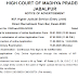 47 Posts in M.P. Higher Judicial Service (Entry Level) Direct Recruitment from Bar, Exam-2020 - last date 07/02/2020