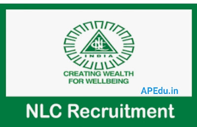 New Government Jobs in NLC India.