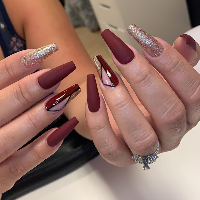 2019/2020 Beautiful Nail Designs for Christmas