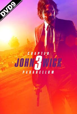John Wick 3 Parabellum 2019 DVD9 R1 NTSC Latino