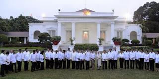 Menteri-Menteri Jokowi yang Semakin Repot di Akhir Jabatan