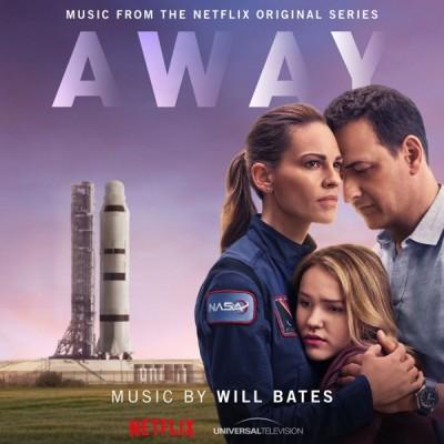 Away (Music From the Netflix Original Series) (2020) - Album Download, Itunes Cover, Official Cover, Album CD Cover Art, Tracklist, 320KBPS, Zip album