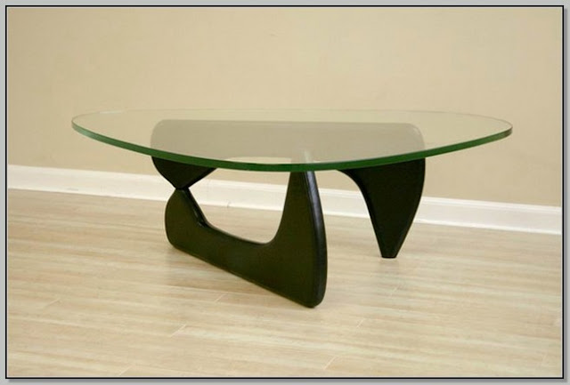 Triangle Coffee Table Base