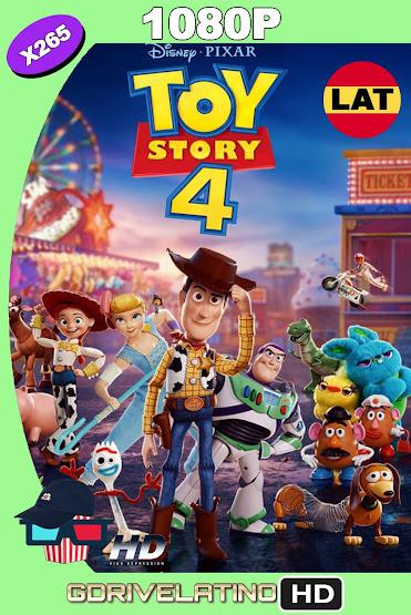 Toy Story 4 (2019) BDRip 1080p X265 Latino-Ingles MKV
