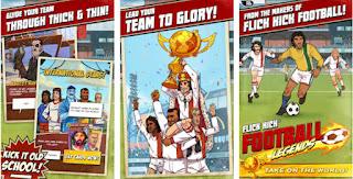 games flick kick football legends