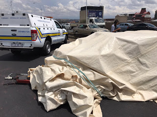 Trailer carrying coffins of 16 adults , 26 infants, involved in an accident in South Africa