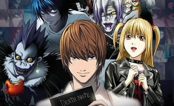 Death Note Episodio 37 Final