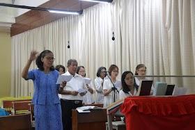 Baptis Dewasa 15 Desember 2018