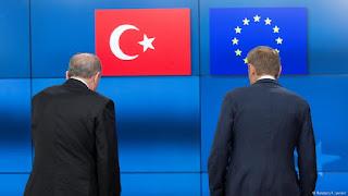 Ανούσια και ασαφή τα μέτρα της Ευρωπαϊκής Ένωσης κατά της Τουρκίας