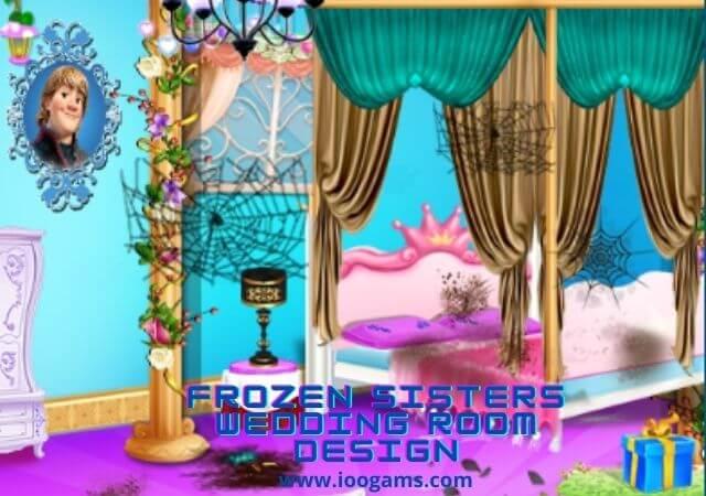 Free Frozen Sisters Wedding Room Design - ioogams.com