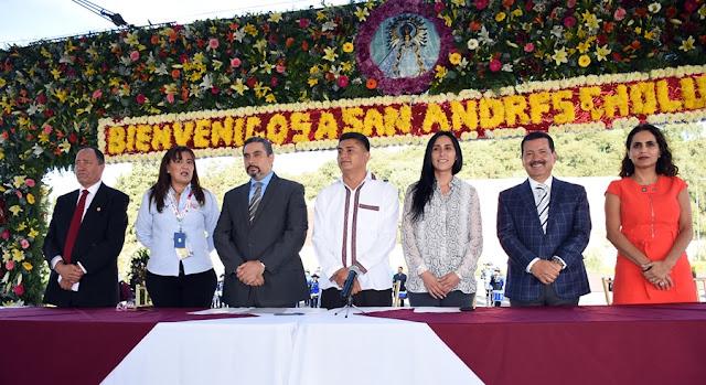 Recibe San Pedro Cholula al Congreso Nacional e Iberoamericano de guías de turismo