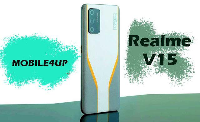 ريلمى V15 سعر ومواصفات هاتف Realme V15