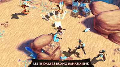 Dungeon Hunter 4 - RPG Game