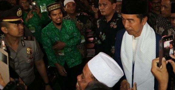 Hadiri Rapat Koordinasi Pesantren Muhammadiyah Se- Indonesia, Jokowi Bicara PKI