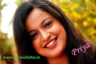 Photo of Oriya Actress Priya