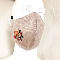 Dunitz & Company fair trade mask
