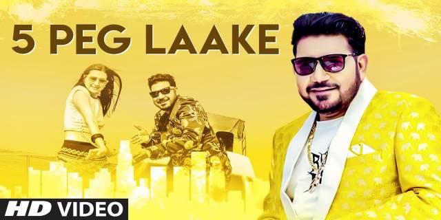 5 Peg Laake Lyrics | Shankar Sahney