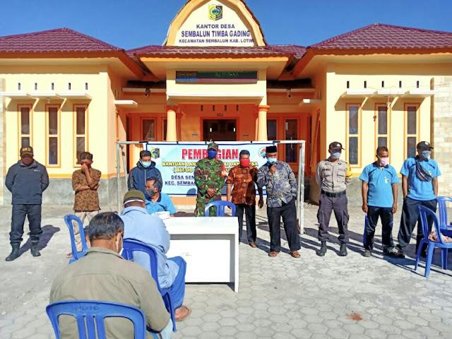 Pemerintah Desa Sajang Bersinergi Ikuti Lomba Kampung Sehat