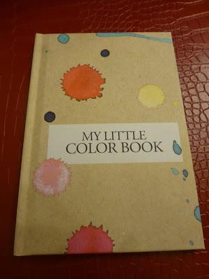 My Little Color Box octobre 2012