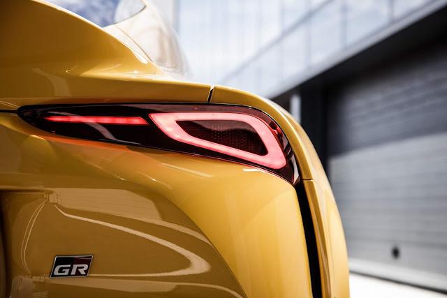 Toyota Supra GR 2020 ganha versão 4 cilindros - Europa
