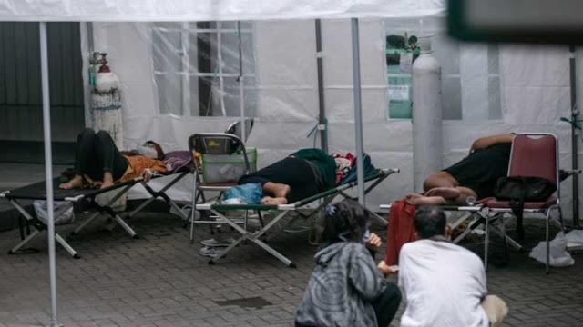 Sejumlah Rumah Sakit di Yogyakarta Penuh, Pasien Kesulitan Akses Layanan