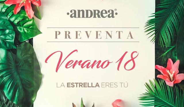 Preventa Andrea Verano 2018