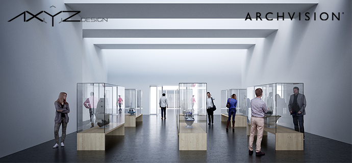 Revit Add-Ons: AXYZ Design's 3D Human Characters Now in RPC format