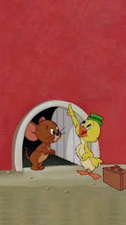 Tom ve Jerry Telefon Duvar Kağıtları 2