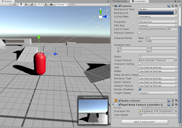 fps-controller-unity